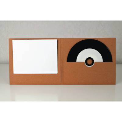 POCHETTE CD DIGIFILE KRAFT K2F