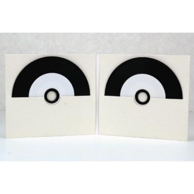 POCHETTES CD DIGIFILE CARTON RETOURNE R2CD
